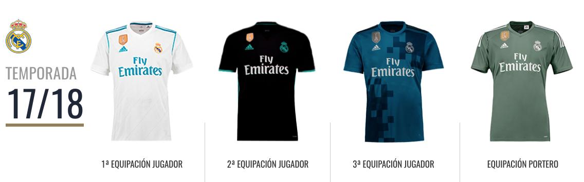 2e22aa6a2dde2 Las mejores camisetas de fútbol de esta temporada  Real Madrid ...