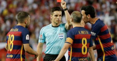 Rojas al Barça