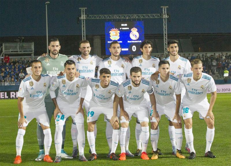 Real Madrid nacional