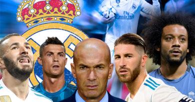 Crisis Real Madrid