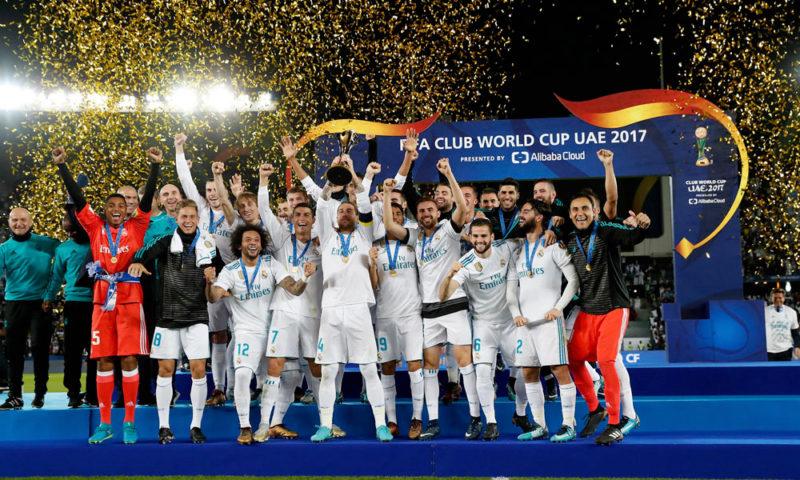 Real Madrid World Champion