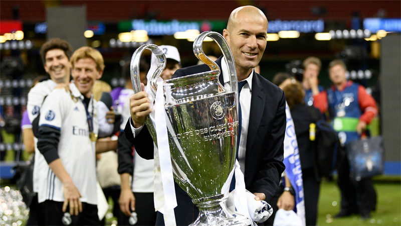 Zidane Campeón