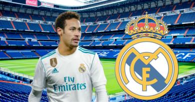 Neymar al Madrid