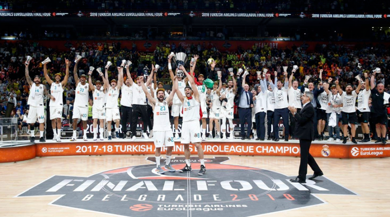 Euroleague campeones