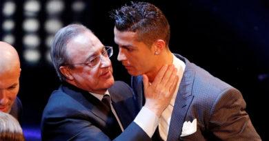 Florentino y Cristiano