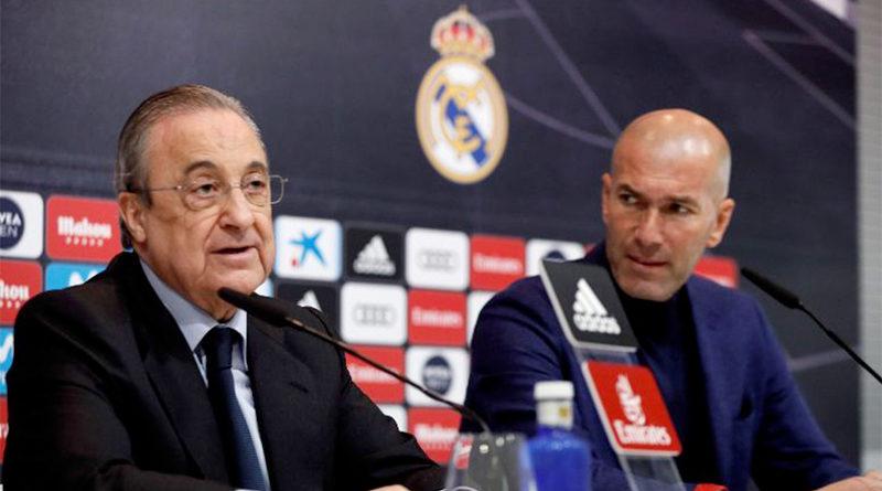 Florentino vs Zidane