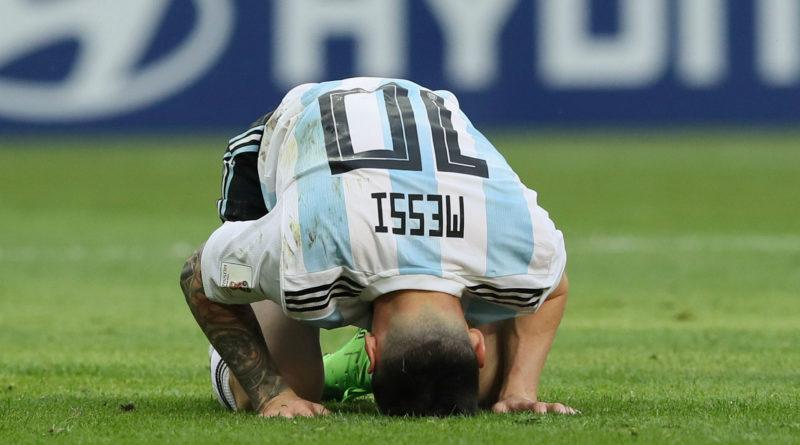 Messi fracaso