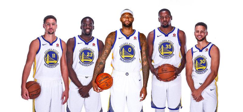 Warriors campeones