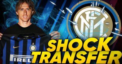 Modric al Inter
