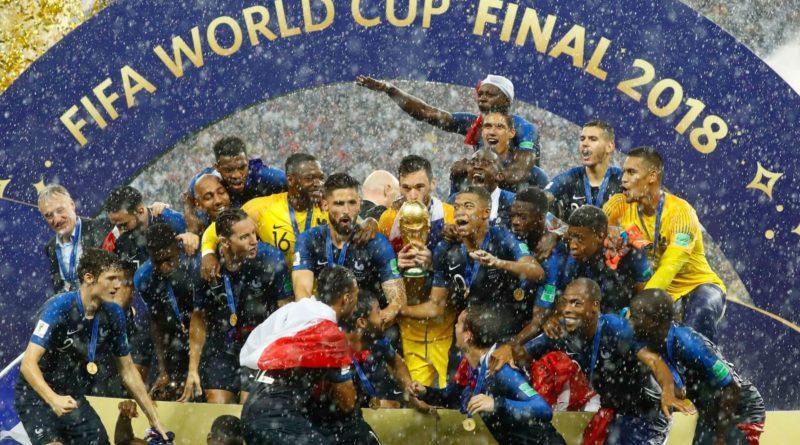 Ganadores Copa Mundial