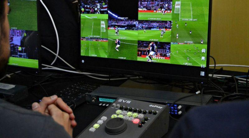 Video arbitraje VAR