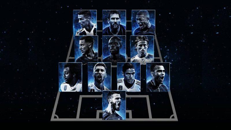 Mejor 11 de la FIFA